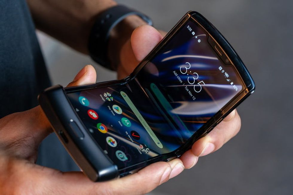 Motorola Razr. (Foto: Digital Trends)