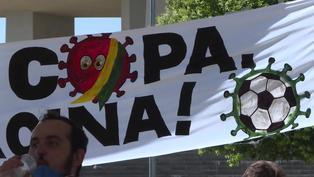 Copa América 2021: Gritos de gol y de protesta en día inaugural