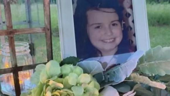 La pequeña de 12 años vivía en condiciones deplorables. Falleció de paro cardíaco y sufría de anemia grave. | Foto: WMAZ-TV