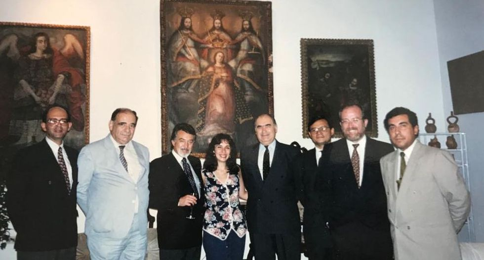 (Foto: Rossana Echeandía | Archivo personal)