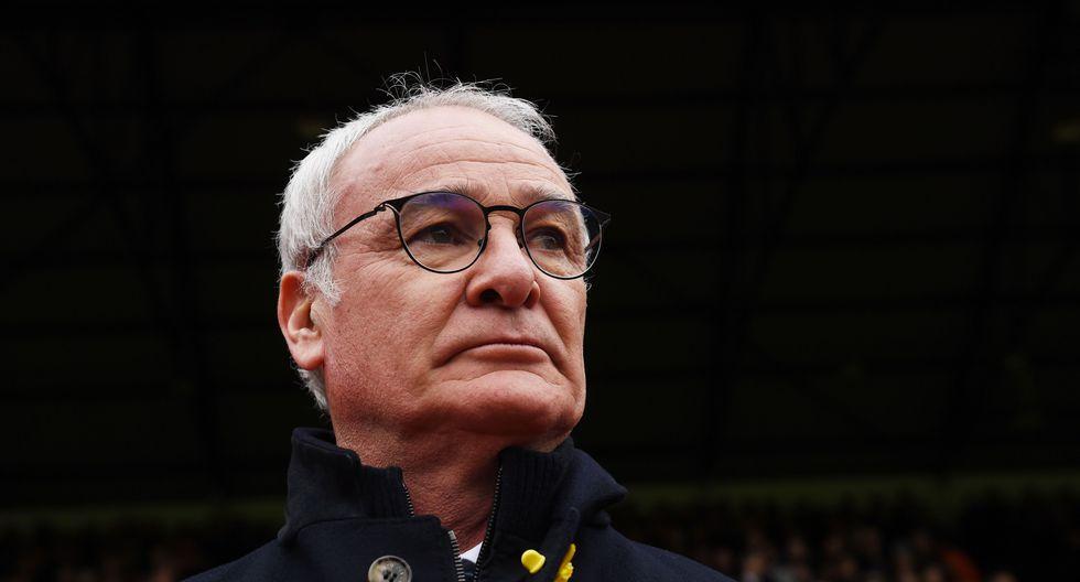 Las negociaciones entre Claudio Ranieri y el Nantes están avanzadas. Pero un pequeño detalle en relación a su edad frenaría su llegada a Francia. (Foto: AFP)