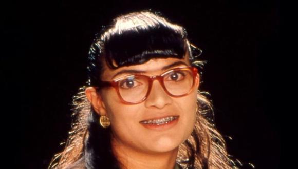 En la ficción, Betty estaba enamorada de Don Armando; en la vida real, Ana María Orozco estaba enamorada de otro (Fotos: RCN en YouTube)