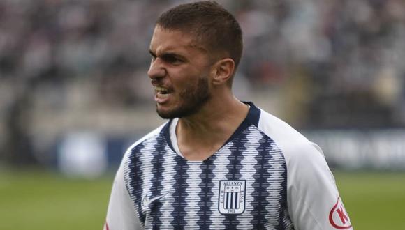 'Felucho' Rodríguez jugó en Alianza Lima hasta finales de 2019. (Foto: GEC)