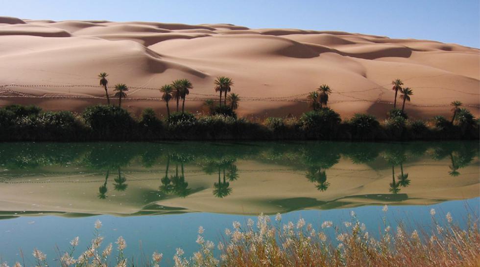 No son espejismos: Estos son los oasis más bonitos del mundo - 1