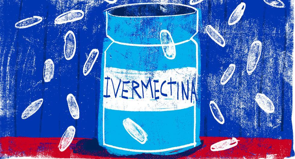 Esta semana el doctor Elmer Huerta repasa toda la evidencia científica existente sobre la ivermectina y su utilidad en el tratamiento del COVID-19. (Ilustración: Giovanni Ciccia)