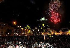 Prohíben uso de pirotécnicos en las actividades organizadas por la Municipalidad de Lima