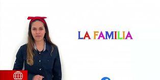 Dos minutos para aprender: La familia