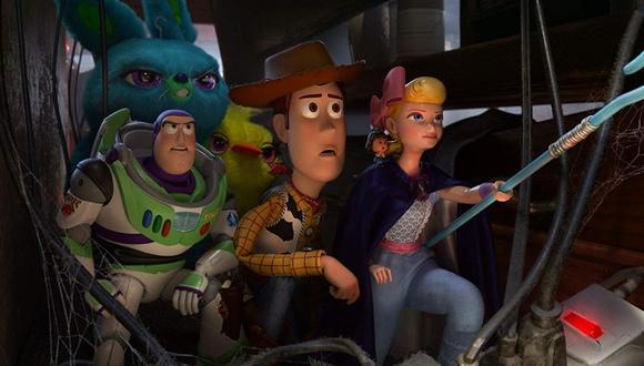 """""""Toy Story 4"""" no tuvo tanta suerte en China, pero logró recaudar US$279 millones a nivel global en sus primeros cinco días. (Fuente: Pixar)"""