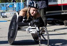 La inspiradora historia de la atleta paralímpica de España que sobrevivió a un episodio de violencia de género