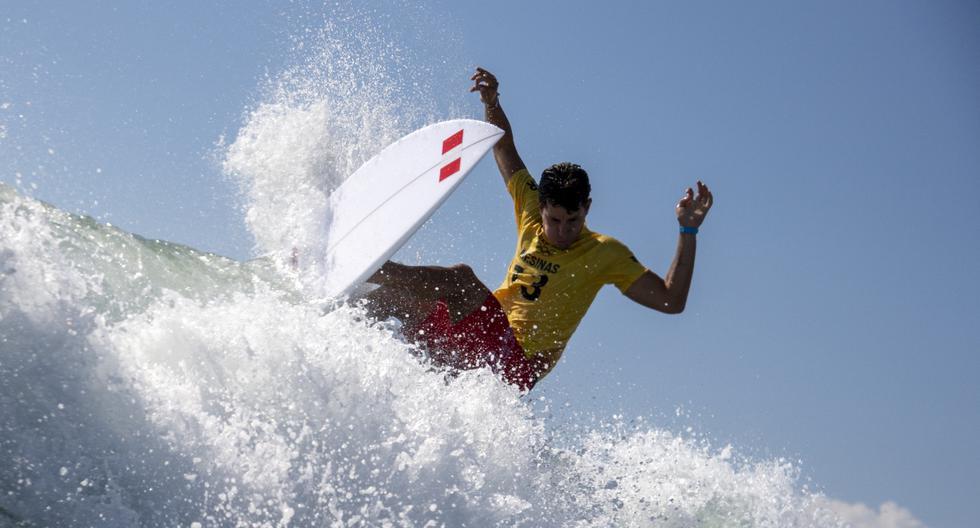 Lucca Mesinas sueña con el oro olímpico en Tokio 2020 | Foto: REUTERS