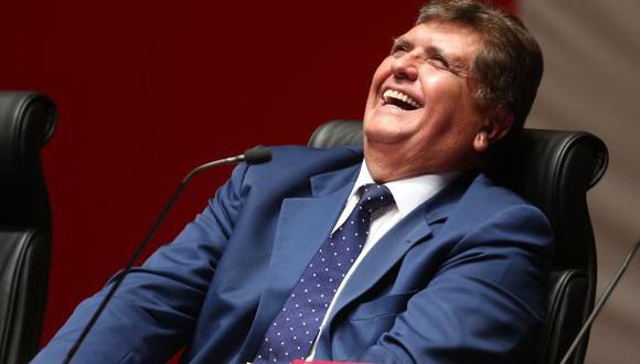 Peláez: Volvería a excluir a Alan García del Caso Narcoindultos