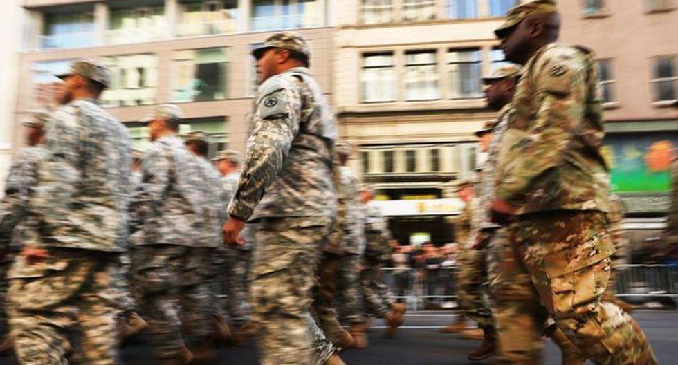 El Departamento de Defensa de Estados Unidos gasta US$6.000 millones al año en cuidados de la salud de su personal.