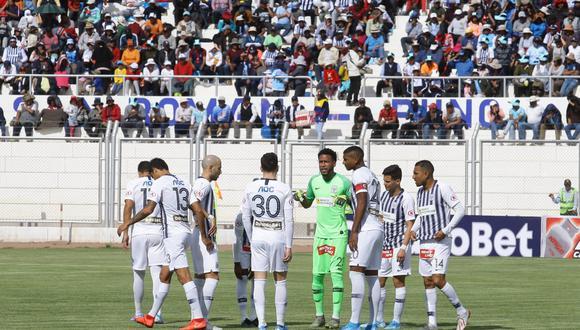 Binacional venció 4-1 a Alianza Lima en Juliaca | Foto: Jesús Saucedo / GEC