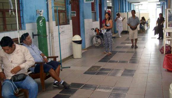 Retrasan construcción del Hospital Regional de Pucallpa