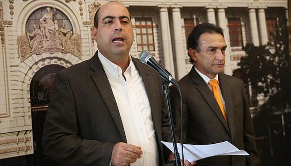 """Spadaro: """"No hay terremotos ni divisionismos en Fuerza Popular"""""""