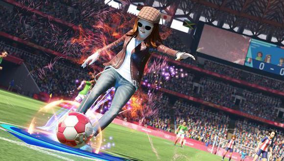 La emoción de los Juegos Olímpicos se traslada a los videojuegos. (Foto: difusión)