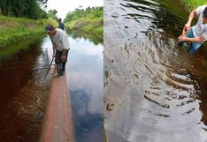 Loreto: investigan denuncia de derrame de petróleo en distrito de Urarinas