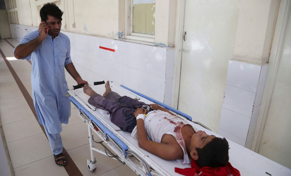 Afganistán: Ataque suicida en Jalalabad deja al menos 32 muertos. (EFE).