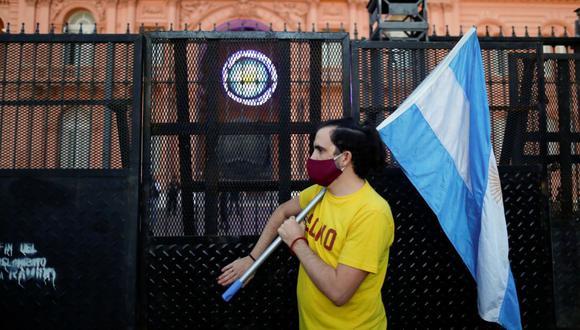Sepa aquí a cuánto se cotiza el dólar en Argentina este 3 de mayo de 2021. (Foto: Reuters)