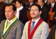 Junín: designan a Fernando Orihuela Rojas como nuevo gobernador regional