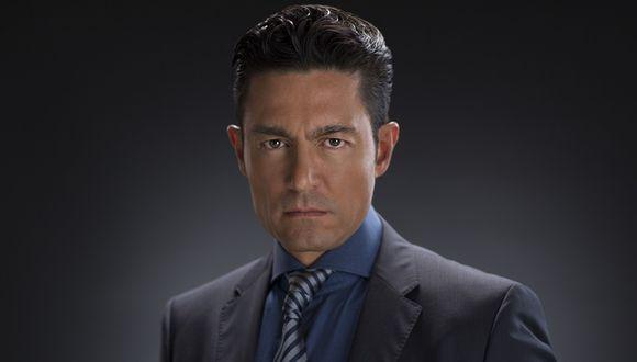 Publicista de Fernando Colunga desmintió rumores sobre salud del actor. (Foto: Difusión)