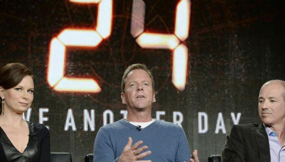 """La exitosa serie """"24"""" regresará en mayo a EE.UU."""