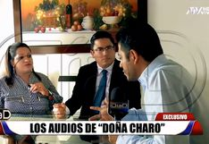 """Melissa Klug: los """"audios de Doña Charo"""" lideraron el ráting del último domingo"""