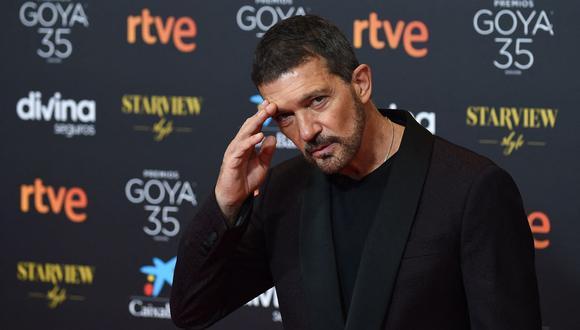 """Antonio Banderas pondrá el toque español a la nueva cinta de """"Indiana Jones"""" que será estrenada el próximo año.(Foto: Jorge Guerrero / AFP)"""
