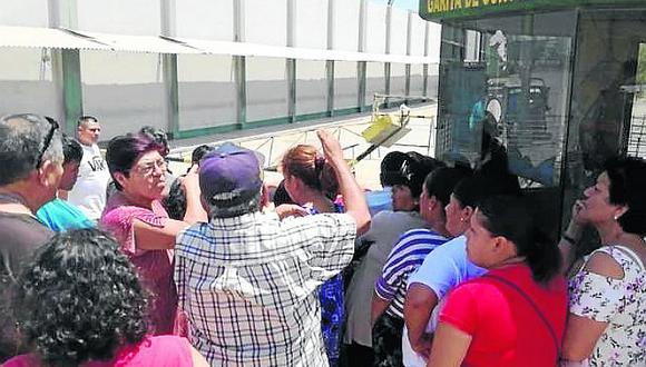 Ica. El penal de esta ciudad es uno en los que se restringira las visitas a los internos. (GEC)