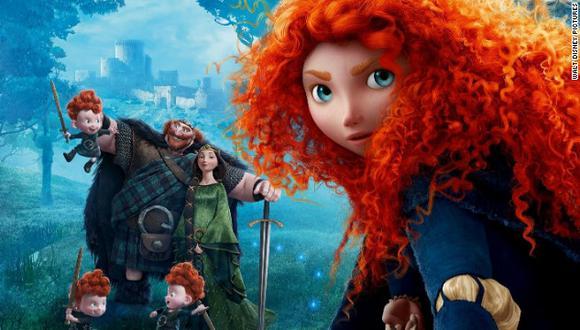 'Valiente' y muchas otras películas más podrás verlas este fin de semana en Disney Channel.