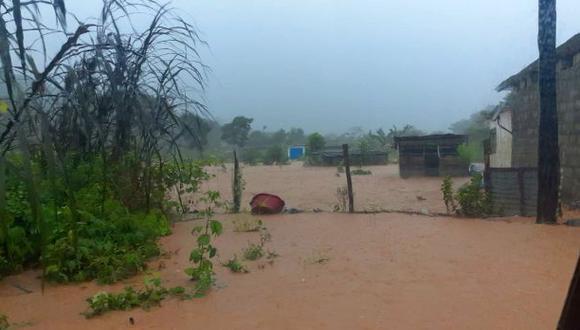 Según los últimos reportes de daños administrado por la Oficina de Defensa Civil del municipio de San Gabán, son cerca de cien familias las afectadas con el desborde del río Chaquimayo y Quellomayo ocurrido la mañana del martes 07 (Foto: cortesía)