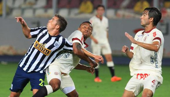 Alianza derrotó a Universitario en partido de 11 debutantes