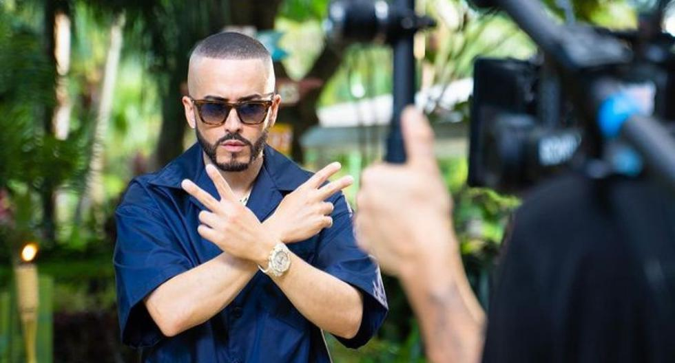 Yandel will receive the Sovereign Award for his career