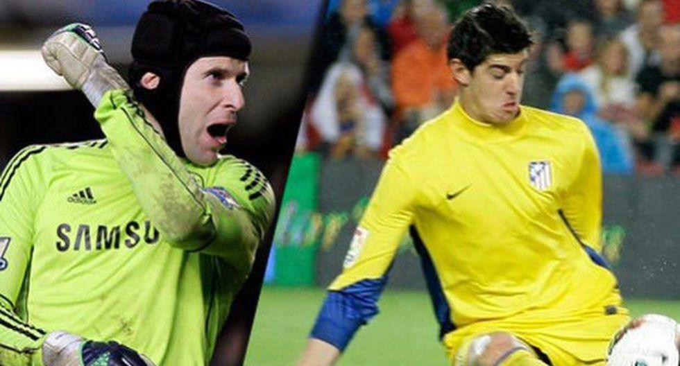 Courtois no quiere volver al Chelsea porque está su amigo Cech
