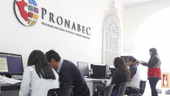 Pronabec no podrá otorgar créditos educativos aun cuando faltan 4 meses para finalizar el año. (Foto: ANDINA)