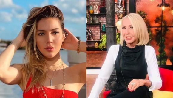 Laura Bozzo respalda a Frida Sofía tras acusar a su abuelo Enrique Guzmán. (Foto: @ifridag/@laurabozzo_of)