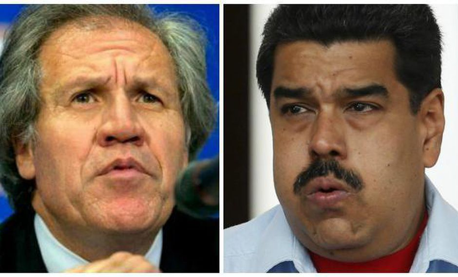 """OEA """"velará"""" para que no se consolide """"dictadura"""" en Venezuela"""