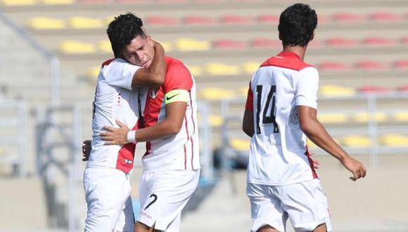 Perú vs. Chile: chocan en el inicio del Sudamericano Sub 17. (Foto: Selección Peruana)