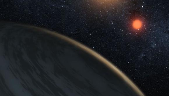 La desviación de la órbita de otros planetas lleva a los científicos a sospechar que existe uno que aún no se ha encontrado. (NASA/JPL-CALTECH/T. PYLE)