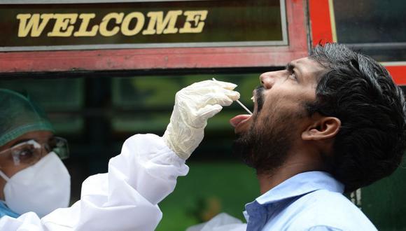 Coronavirus en India | Últimas noticias | Último minuto: reporte de infectados y muertos hoy, sábado 12 de setiembre del 2020 | Covid-19 | (Foto: Arun SANKAR / AFP).