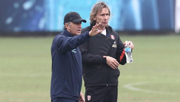 Perú se impuso 3-0 a Chile y clasificó a la final de la Copa América. (Foto: GEC)