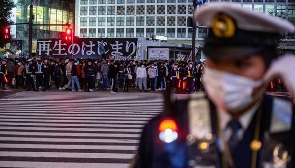 La Policía fue alertada por el dueño de una tienda de artículos de segunda mano. (Foto referencial: Philip Fong | AFP)