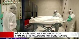 Coronavirus México: reactivan actividades económicas con más de 60 mil contagios por Covid-19