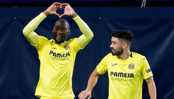 Segundo gol del Villarreal. (Foto: EFE / Video: ESPN)