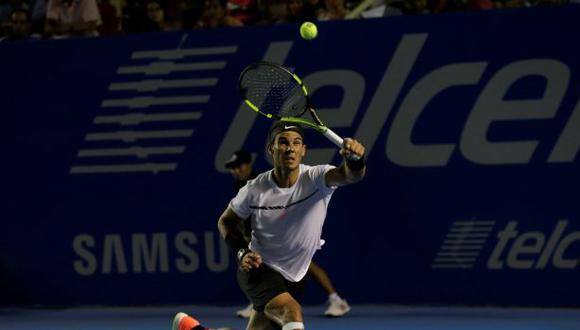 Rafael Nadal venció a Zverev y avanzó en Abierto de Acapulco