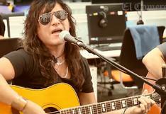 """Trémolo en una sesión acústica para """"El Comercio"""" [VIDEOS]"""