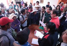 Quellaveco: instalanComisión Mixta con presencia de ministros en Moquegua