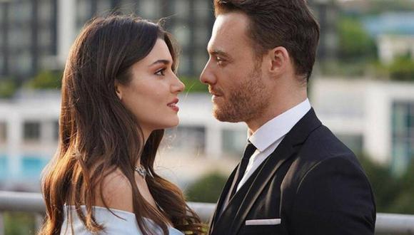 """La primera temporada de """"Love Is in the Air"""" está a punto de llegar a su fin en España (Foto: MF Yapım)"""
