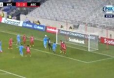 Alexander Callens anotó gol para New York City en la Concachampions 2020 | VIDEO