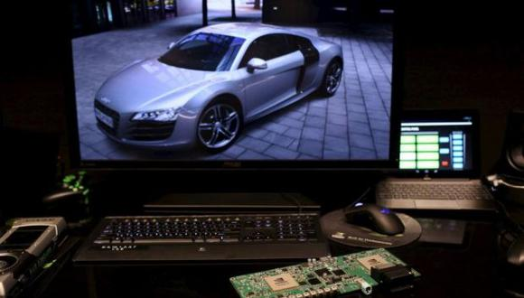 Nvidia dijo que su plataforma cuenta con una gran capacidad de cómputo, capaz de procesar más de 320 trillones de operaciones por segundo. (Foto: Reuters)